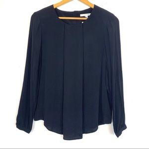 NWT Boden Blouse size 8 Long sleeve WA648 Tamara